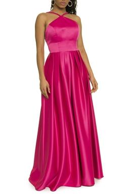 Vestido Pink Estruturado - DG17260