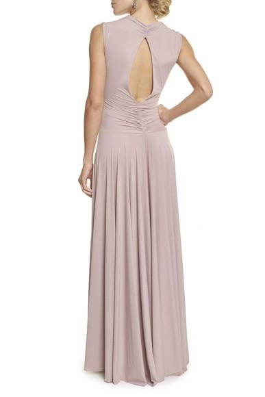 Vestido Pinotti Nude Anamaria Couture