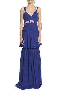 Vestido Pitaya Blue