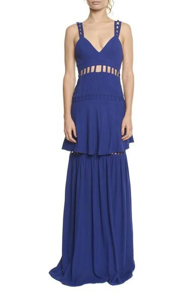 Vestido Pitaya Blue Pynablu
