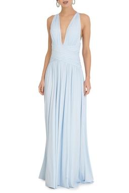 Vestido Pomona X Baby Blue - DG13412