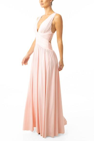 Vestido Pomona X Pastel Pink Anamaria Couture