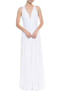 Vestido Pomona X White