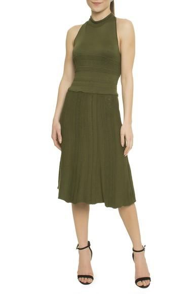Vestido Ponto Rendado - I19C4VT08 Bobstore