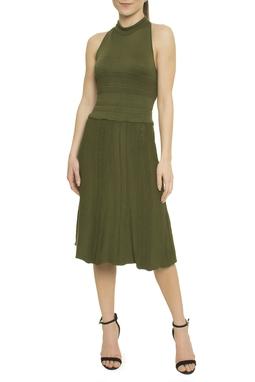 Vestido Ponto Rendado - I19C4VT08