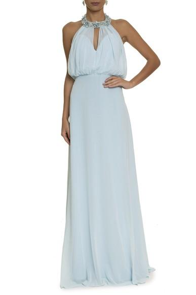 Vestido Praz - DG13822 Essential Collection