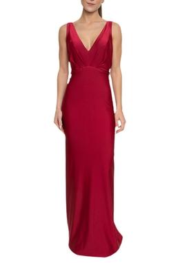 Vestido Pride Vermelho - DG13607