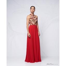 Vestido Print Rochedo