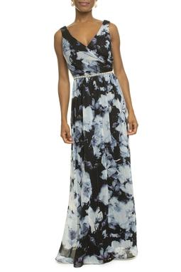 Vestido Priore Print - DG17197