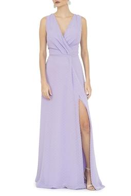 Vestido Puella Lilac