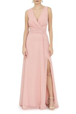 Vestido Puella Rosa