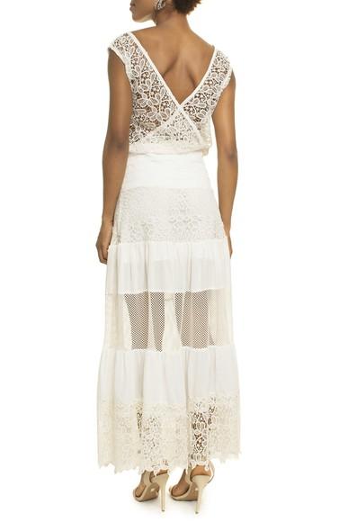 Vestido Pureza Essential Collection