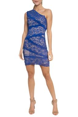 Vestido Renda Azul - DG16519