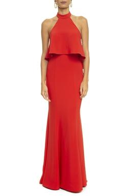 Vestido Rivia Red