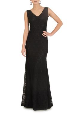 Vestido Romilda Black - DG16924