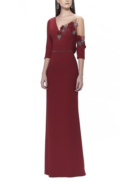 Vestido Rubi Rouge Arte Sacra