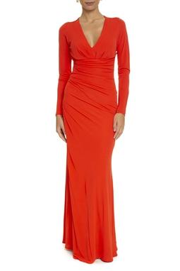Vestido Salamanca Orange