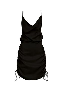 Vestido Sali Aluf Preto