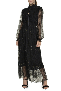 Vestido Sally Renda - DG14062