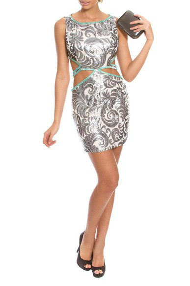 Vestido Samba Vivaz