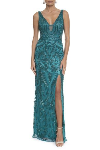 Vestido Sandy Esmeralda Prime Collection