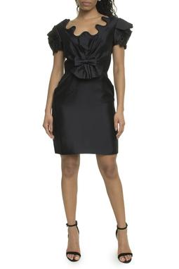 Vestido Seda - BMD 10153