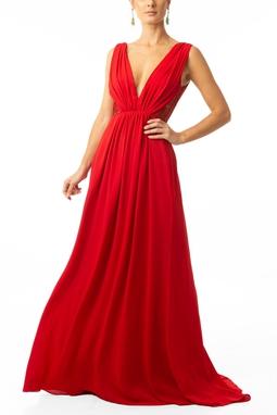 Vestido Shida Red