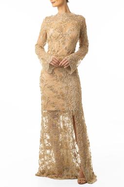 Vestido Siberia Gold