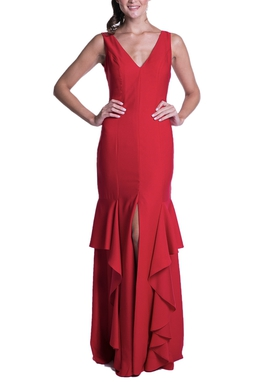 Vestido Sibert Vermelho CLM