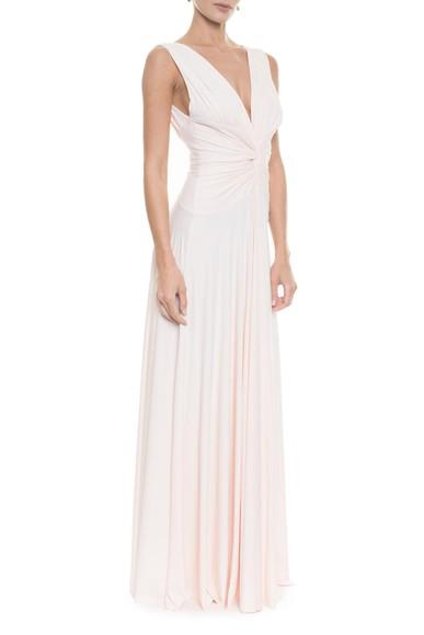 Vestido Sibila V Cream Anamaria Couture