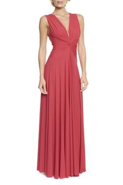 Vestido Sibila V Red