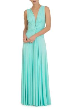 Vestido Sibila V Tiffany - DG13570