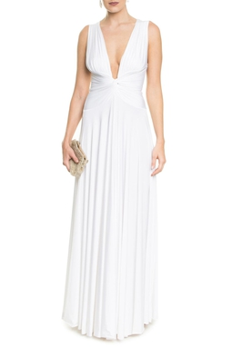 Vestido Sibila V White