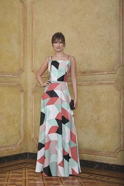 Vestido Simone Estampa