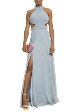 Vestido Soeiro Blue