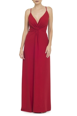 Vestido Soneto Red