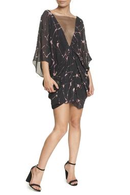 Vestido Spruzzo Curto - DG11969