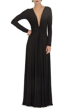Vestido Storm Black - DG13128