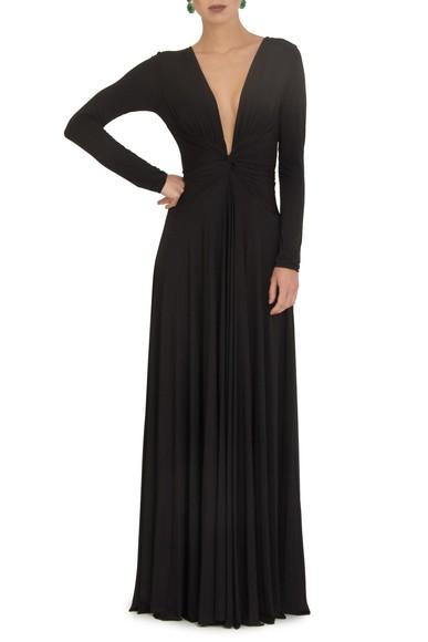 Vestido Storm Black Anamaria Couture