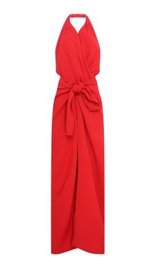 Vestido Taipe - Vermelho Tomate  USTL