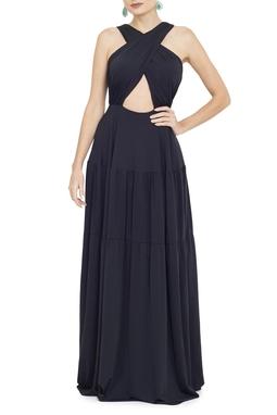 Vestido Tamsin Black