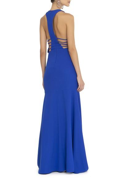 Vestido Tanzanita Basic Collection