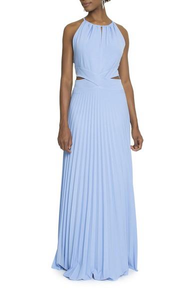 Vestido Tauane Blue Basic Collection
