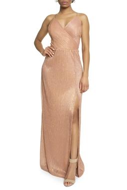 Vestido Tayba Lurex - DG13236