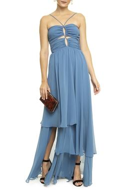 Vestido Terma Blue - DG13578