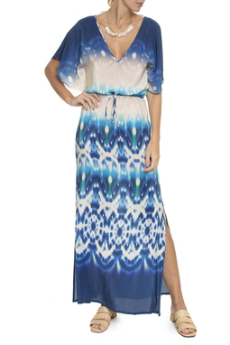 Vestido Tie Dye Azul - DG15486