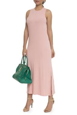 Vestido Tina Rosa Coral