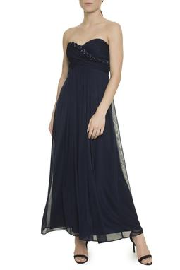 Vestido TQC Azul Marinho - DG18211