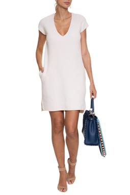 Vestido Trico - 160606