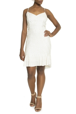 Vestido Truz White